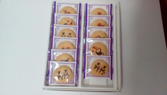 掛川花鳥園BirdCookieクッキー