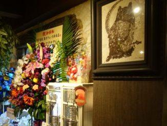 鳥のいるカフェ六本木店のグランドオープン初日