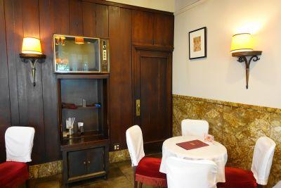 イノダコーヒー本店の旧館の内装・雰囲気