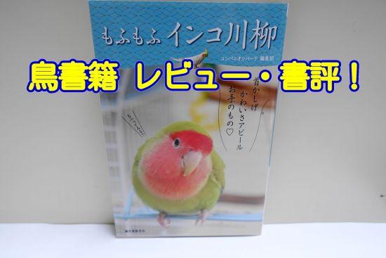 もふもふインコ川柳の鳥書籍のレビュー・書評・感想