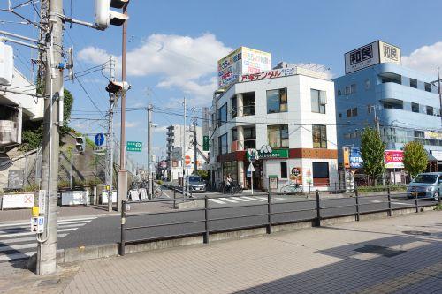 関東の埼玉県・東川口の鳥カフェ「オウムのカフェ FREAK」のお店へのアクセス・行き方①