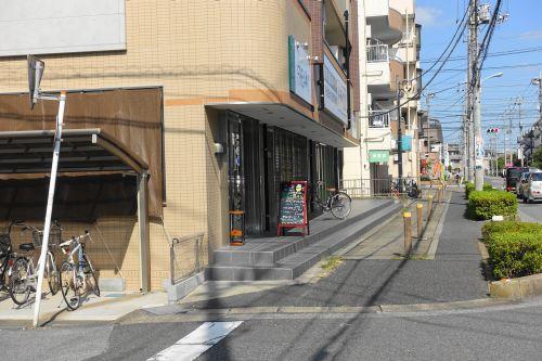 関東の埼玉県・東川口の鳥カフェ「オウムのカフェ FREAK」のお店へのアクセス・行き方③