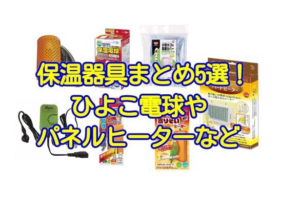 インコ用の保温器具まとめ5選!ひよこ電球やパネルヒーターなど